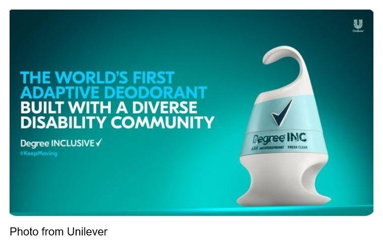 Degree unilever
