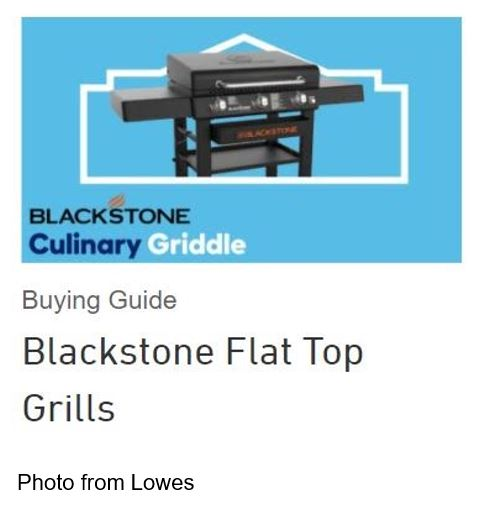 Lowe's 'It's Grill Time'