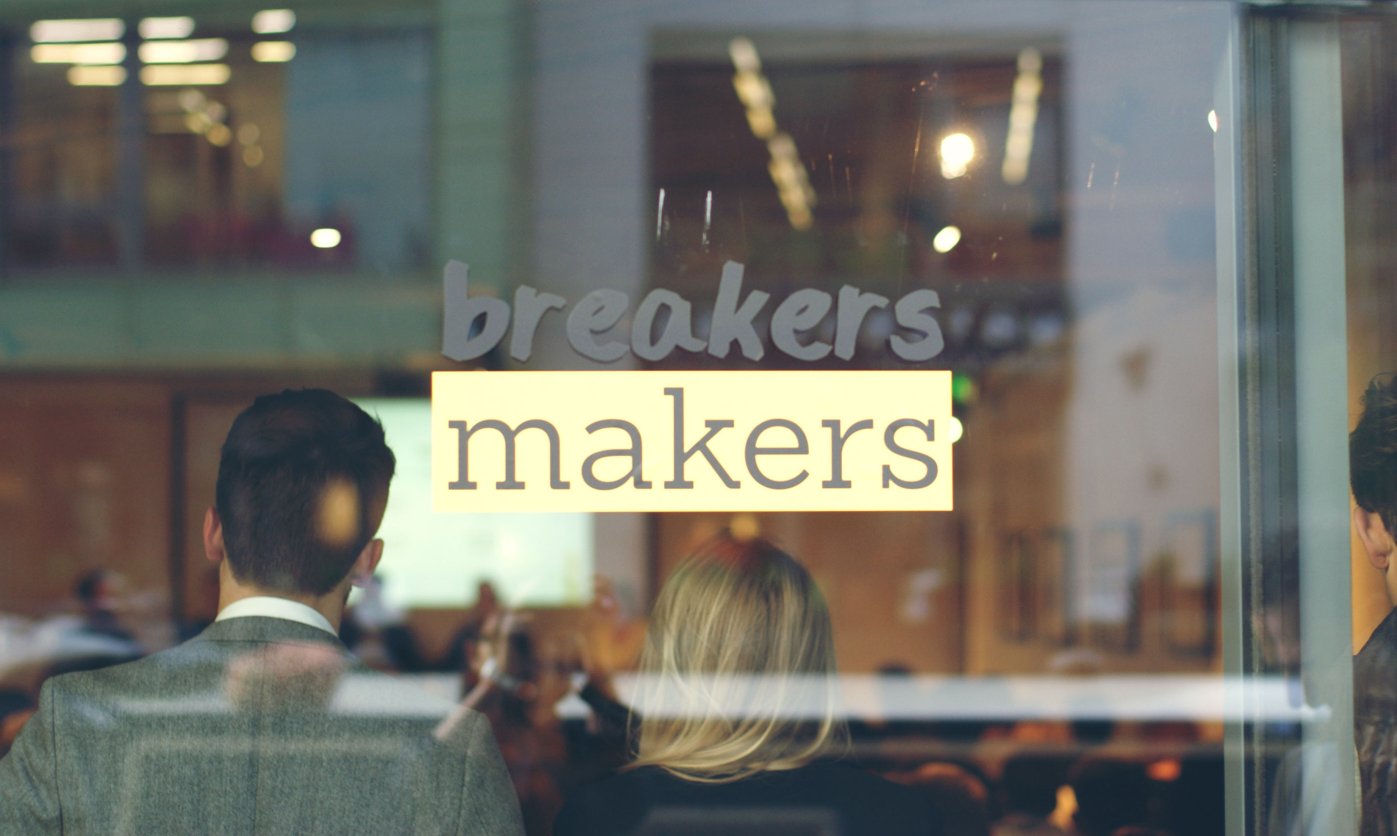 Breakers to Makers Recap: Part 1