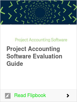 Project Accounting Software Evaluation Guide