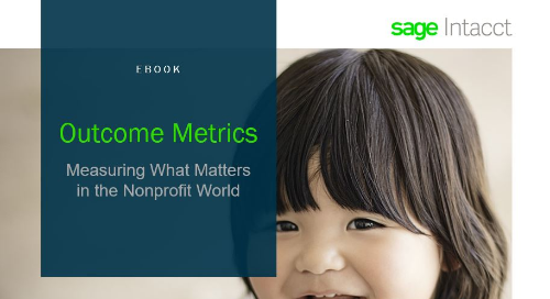 Outcome Metrics for Nonprofits eBook
