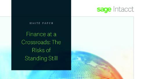 Financial Crossroads Risks Of Standing Still