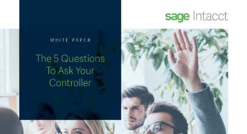 Five Questions To Ask Your Controller