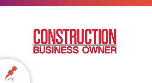 CONNEX Jobsite in Construction Business Owner Magazine