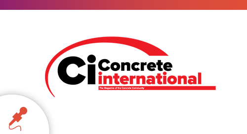 """Improving Transparency, Traceability, and Visibility,"" Featured in Concrete International"