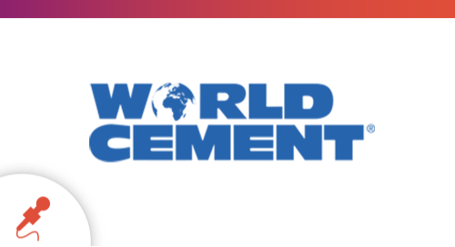 """""""Smooth Moves,"""" Featured in World Cement Magazine"""