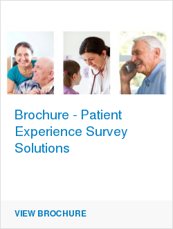 Brochure - Patient Experience Survey Solutions