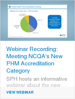 Webinar Recording: Meeting NCQA's New PHM Accreditation Category