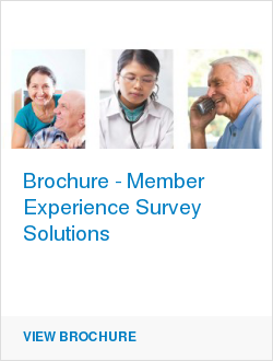Brochure - Member Experience Survey Solutions
