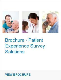 Brochure - Patient Experience Survey Solutions