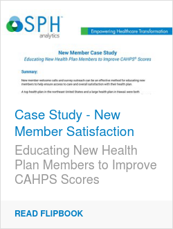 Case Study - New Member Satisfacation