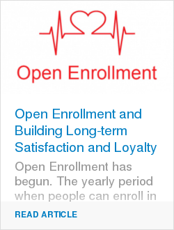 Open Enrollment and Building Long-term Satisfaction and Loyalty