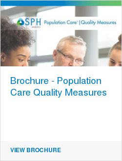 Brochure - Population Care Quality Measures