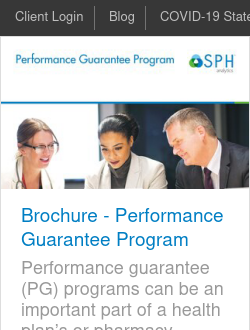 Brochure - Performance Guarantee Program