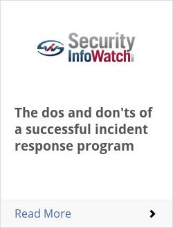 The dos and don'ts of a successful incident response program