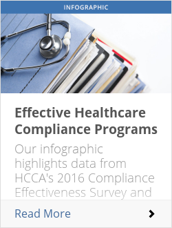 Effective Healthcare Compliance Programs