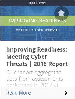Improving Readiness: Meeting Cyber Threats | 2018 Report