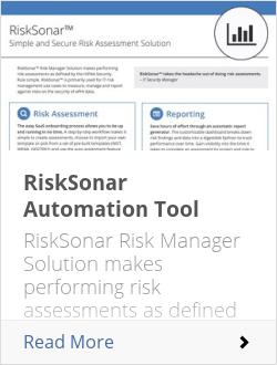 RiskSonar Automation Tool