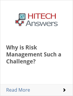 Why is Risk Management Such a Challenge?
