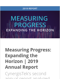 Measuring Progress: Expanding the Horizon | 2019 Annual Report