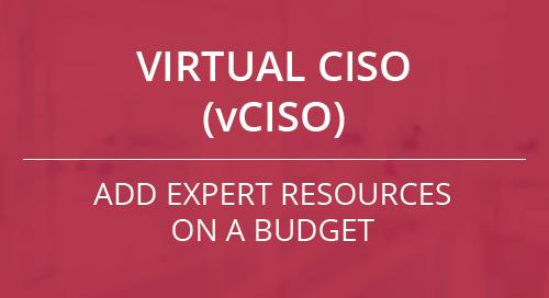 Virtual CISO (vCISO)