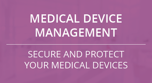 Medical Device Management