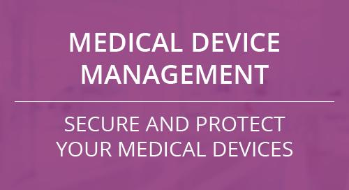 Medical Device Management