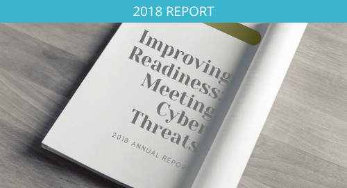 Improving Readiness: Meeting Cyber Threats | 2018 Annual Report