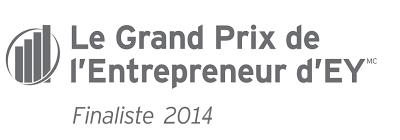 Grand Prix de l'Entrepreneur 2014