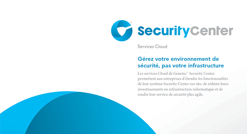 Security Center Cloud