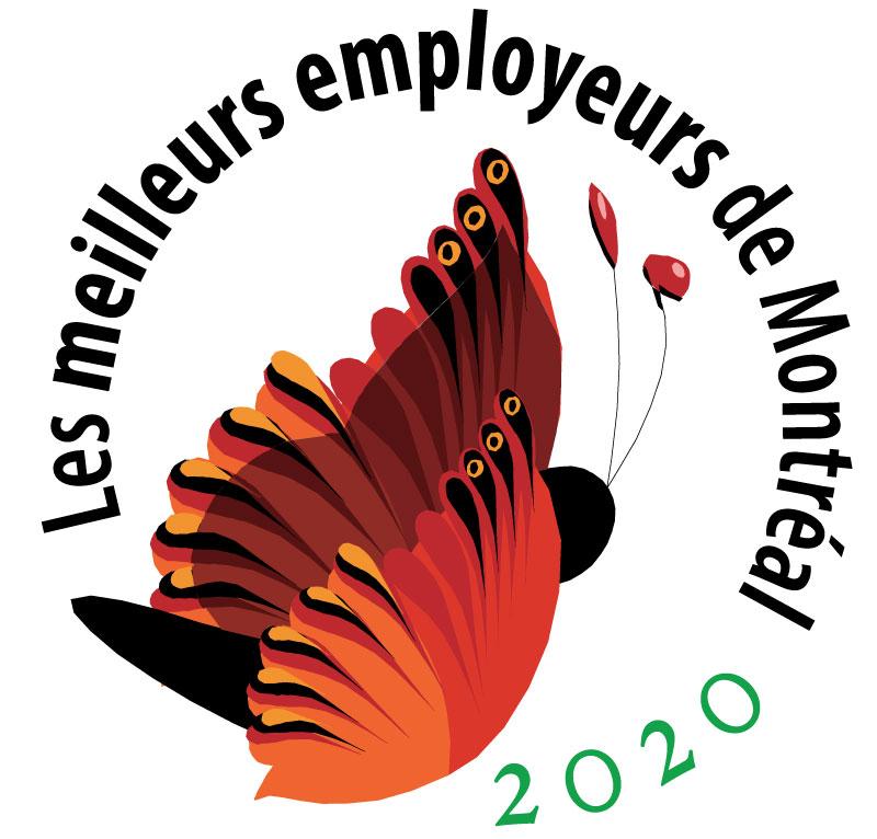 Meilleurs employeurs de Montreal 2020 - Genetec