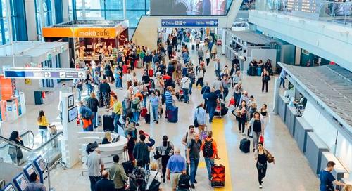 Portefeuille Genetec pour  les aéroports