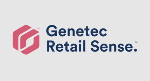 Genetec Retail Sense
