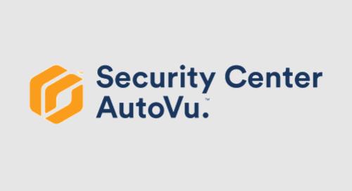 Security Center AutoVu ALPR
