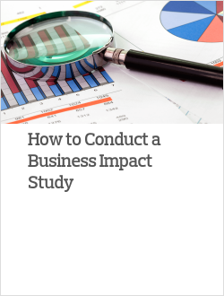 How to Conduct a Business Impact Study