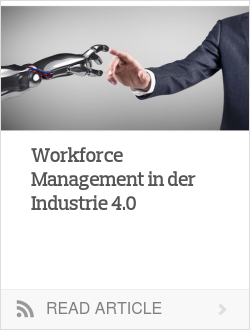 Workforce Management in der Industrie 4.0