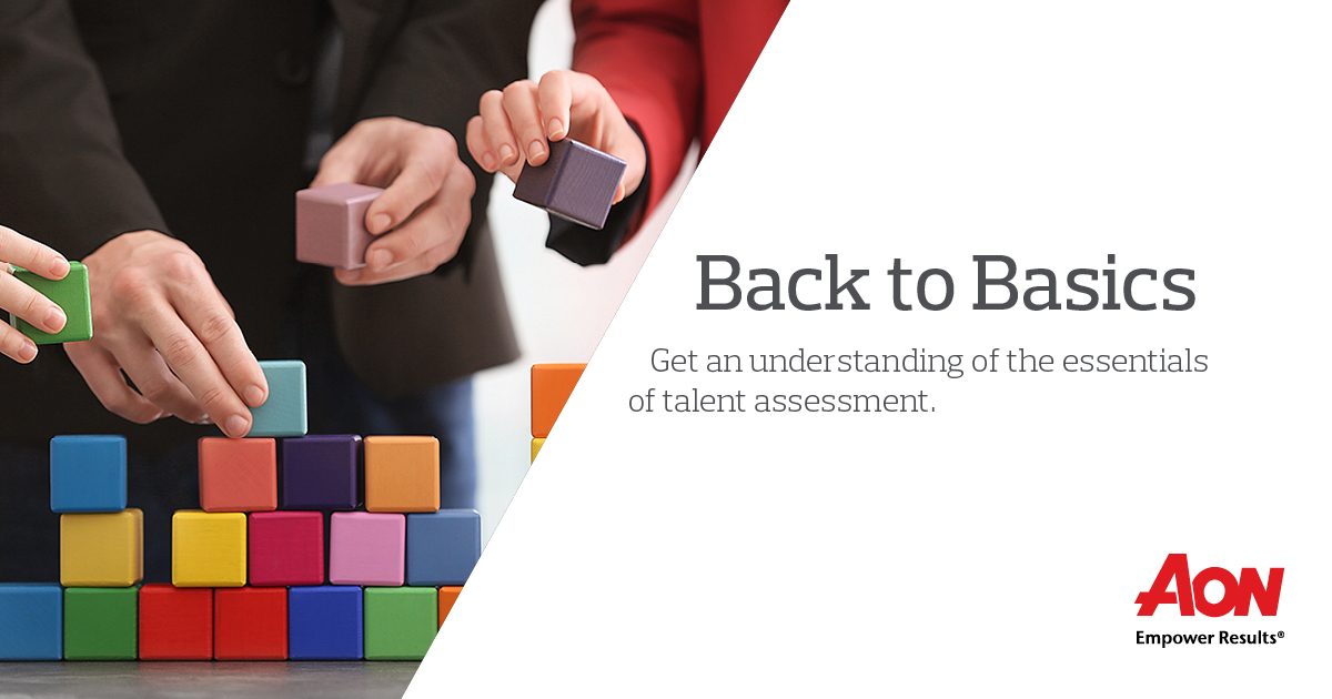 essentials of talent assessment