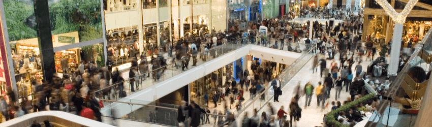 Image of a mall