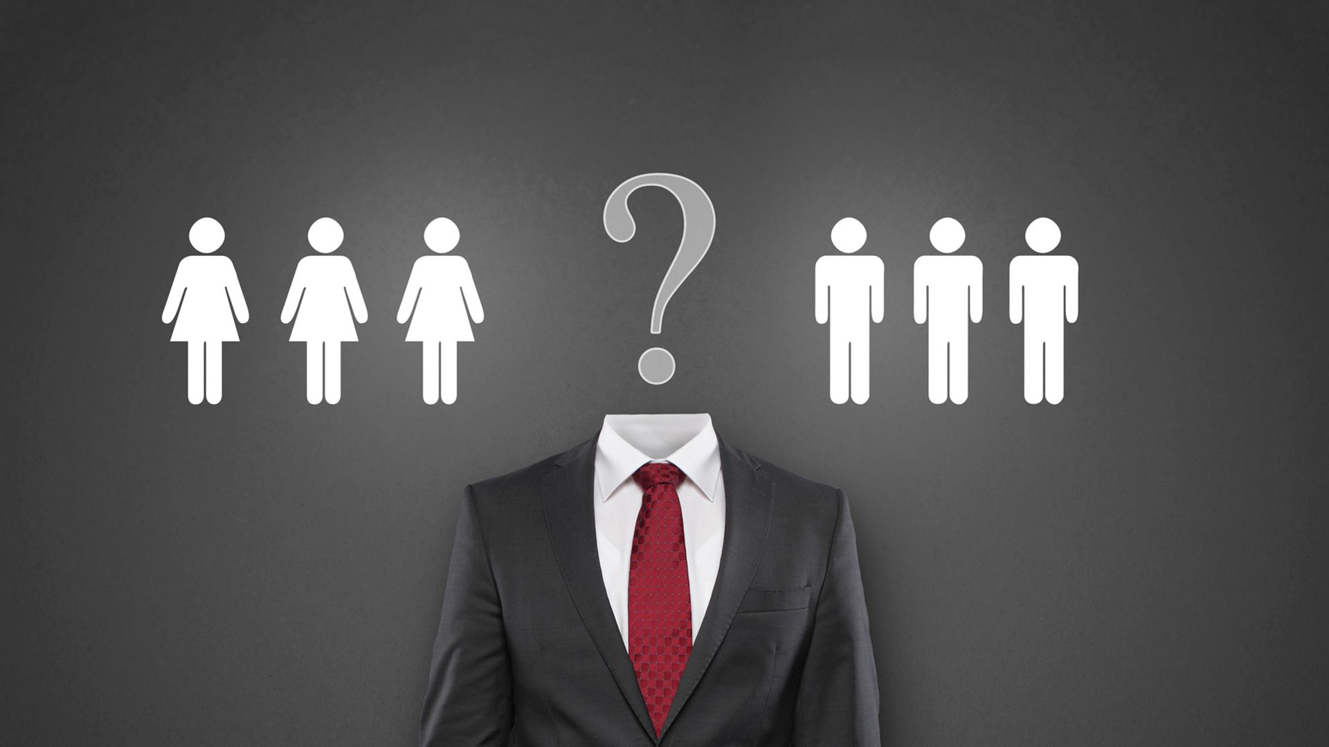 image female vs male jobs