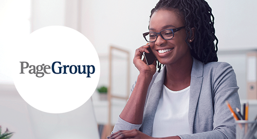 Claranet | PageGroup Case Study