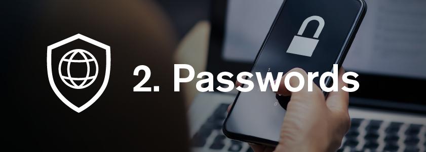 2.Passwords