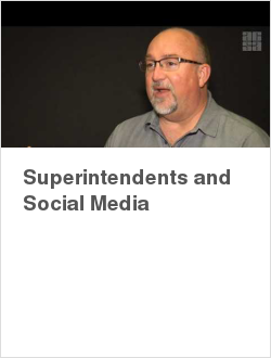 Superintendents and Social Media
