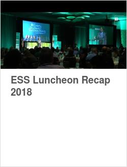ESS Luncheon Recap 2018