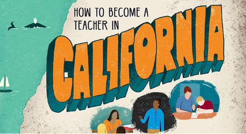 Roadmap to becoming a teacher in California