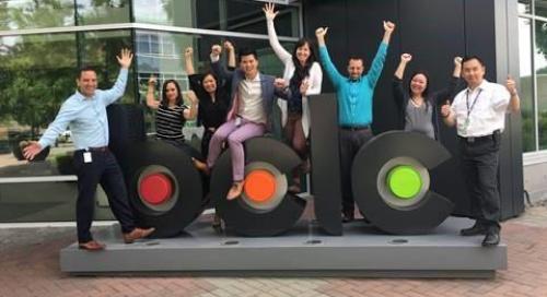 British Columbia Lottery Corporation's procurement team