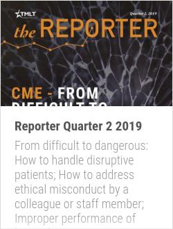Reporter Quarter 2 2019