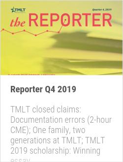 Reporter Q4 2019