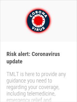 Risk alert: Coronavirus update