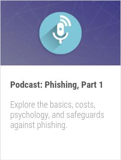 Podcast: Phishing, Part 1