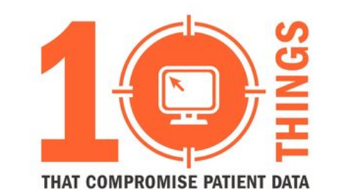 Ten Things that Compromise Patient Data